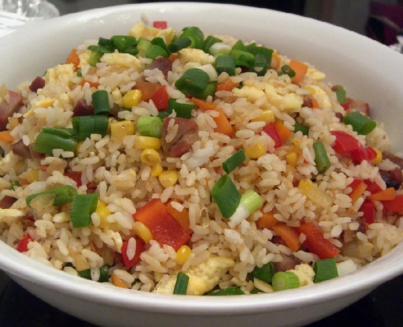 Fried Rice 2019-01