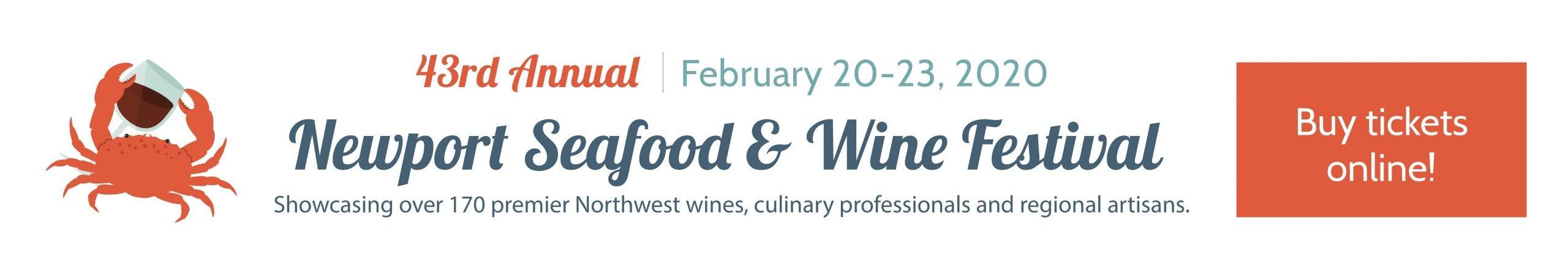 Newport Seafood and Wine Festival Newport Oregon Coast Events