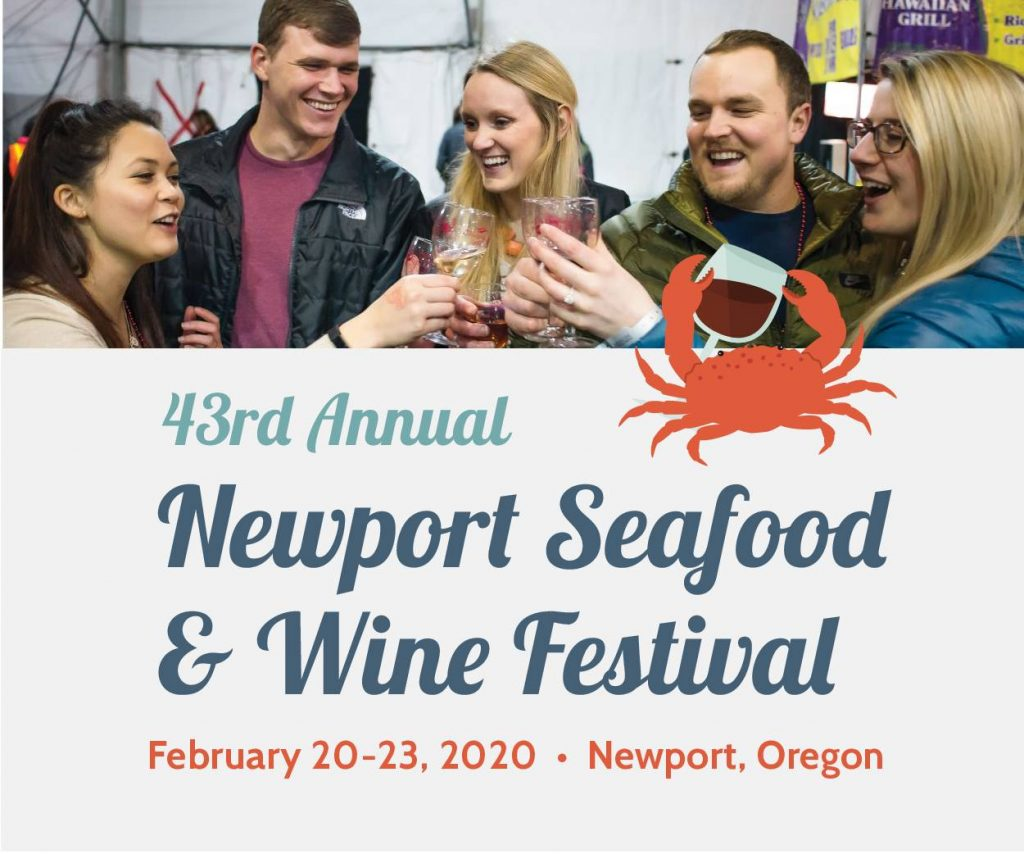 Newport Seafood and Wine Festival Newport Oregon Coast Events