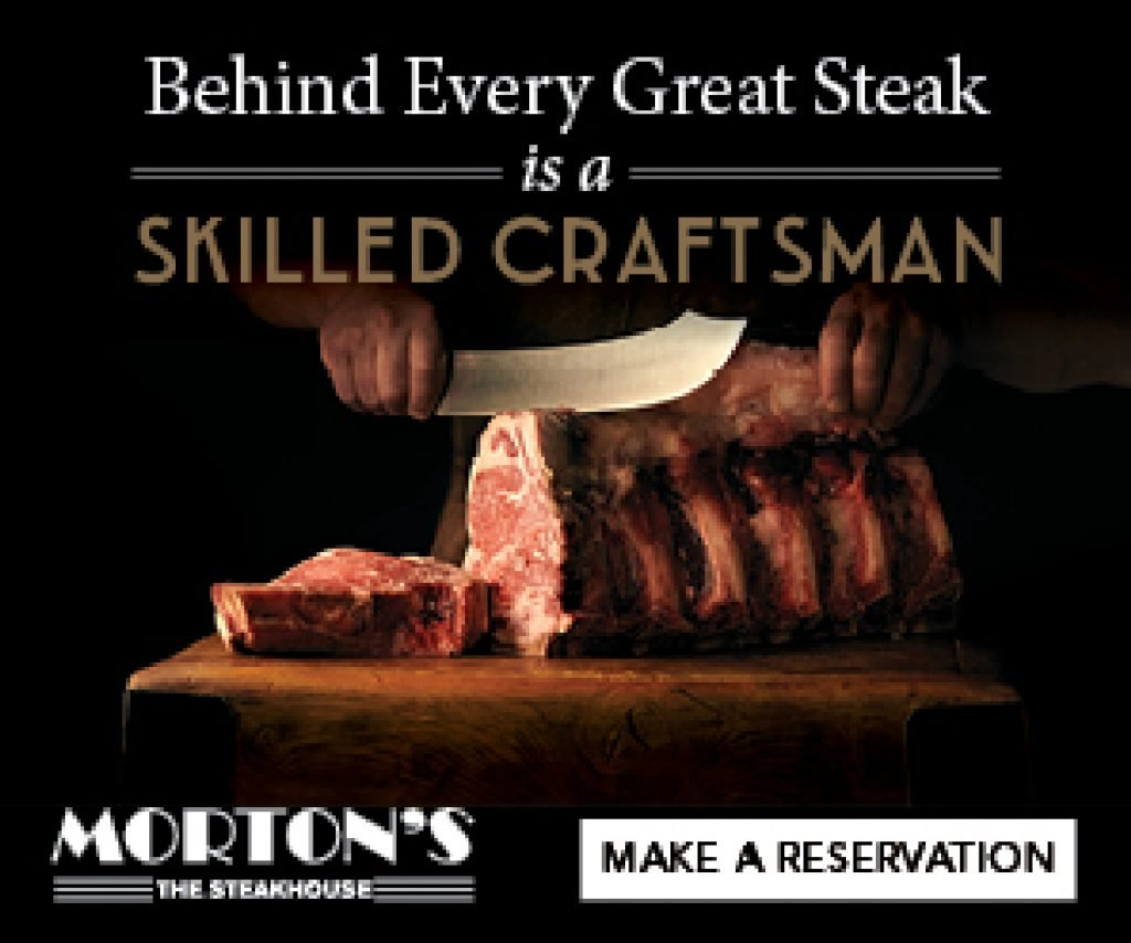 Mortons Steakhouse Portland Oregon