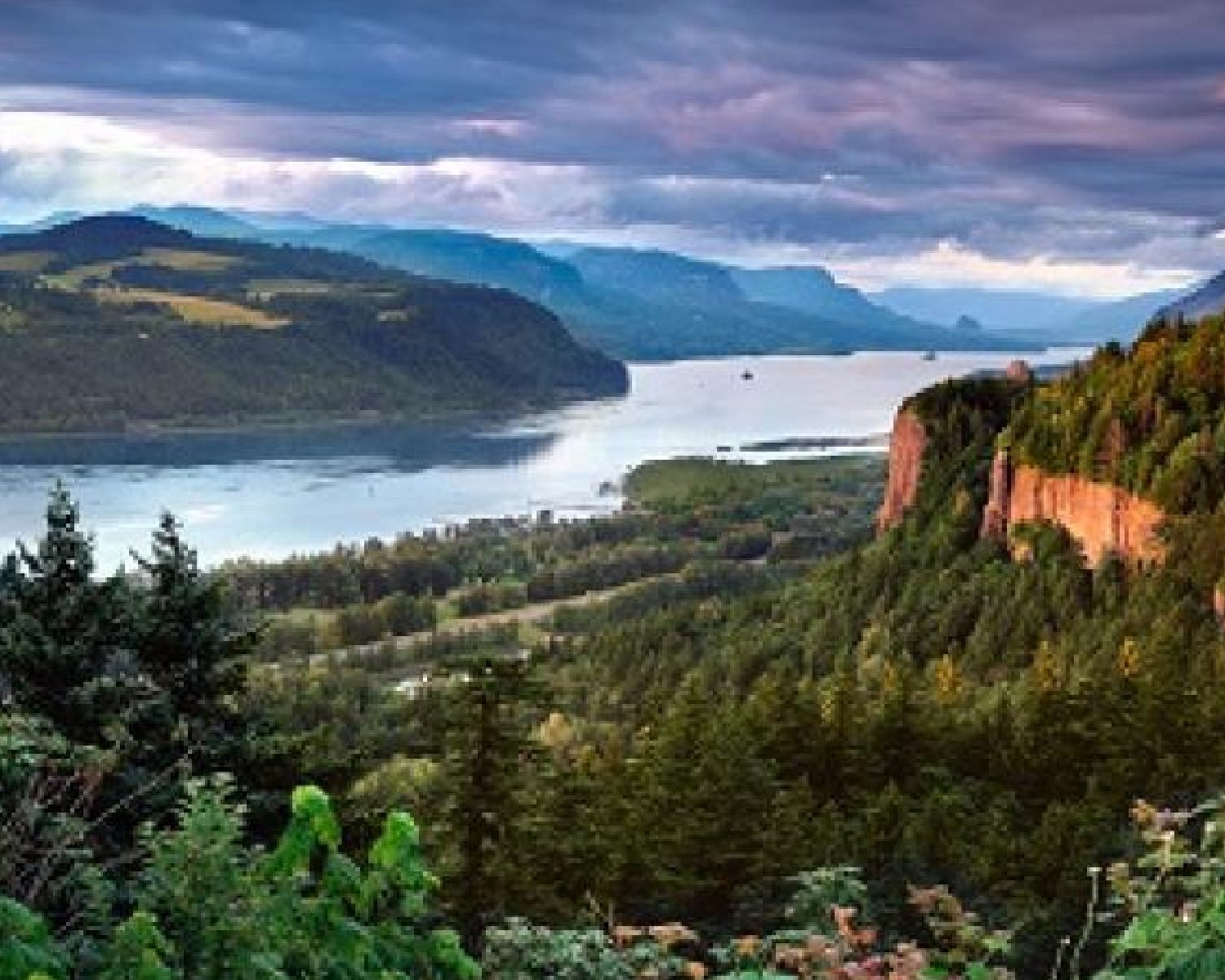Virtual OMSI Science Pub: Geology of the Columbia Gorge Oregon