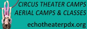 Echo Theater Summer Camps Portland Oregon