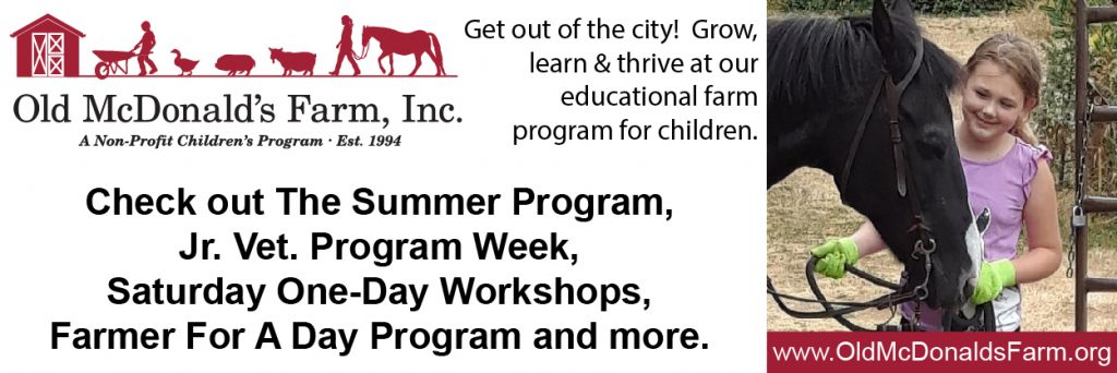 Old McDonald's Farm, Inc. Summer Camp Oregon