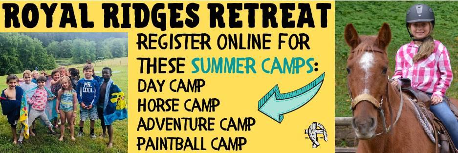 Royal Ridges Horse Camp Oregon