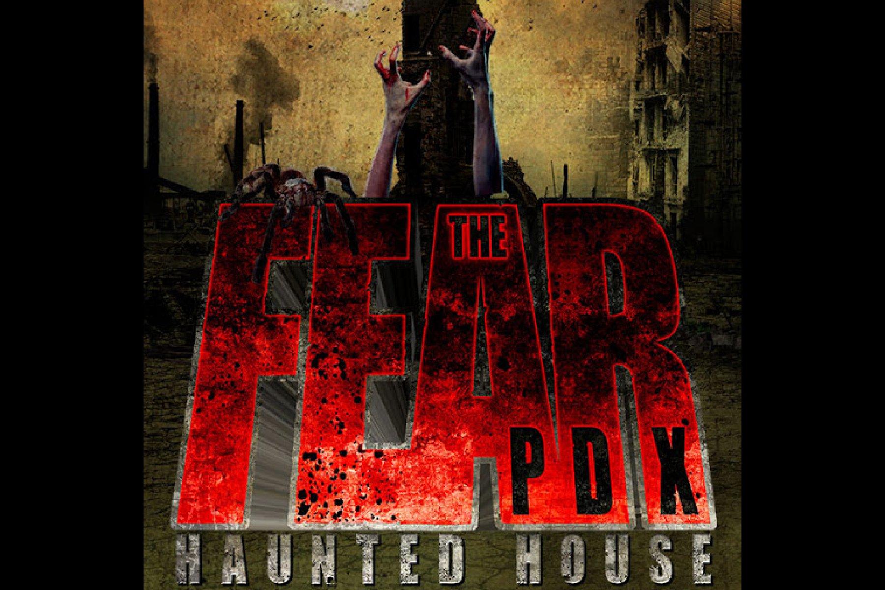 Fear PDX Haunted House Portland Oregon