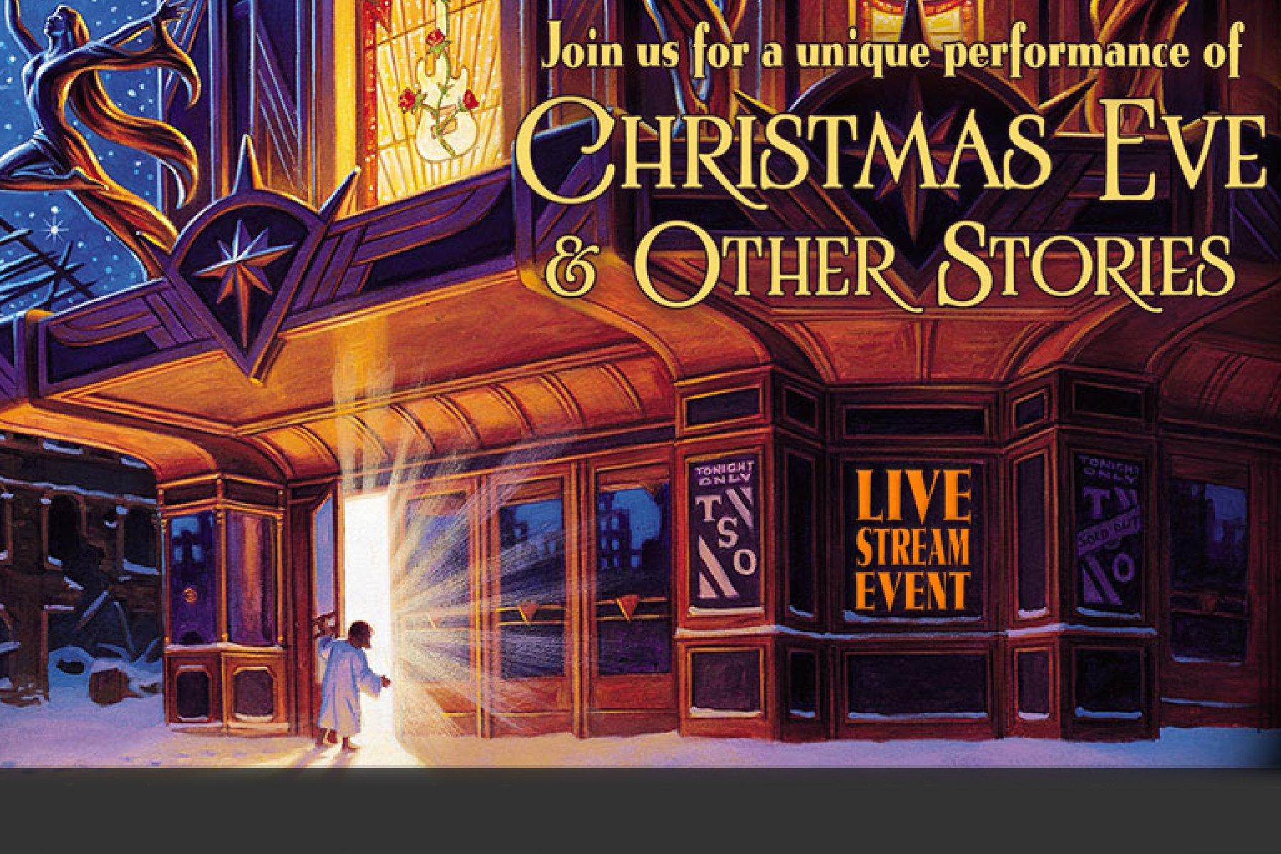 Trans Siberian Orchestra Live Stream Event