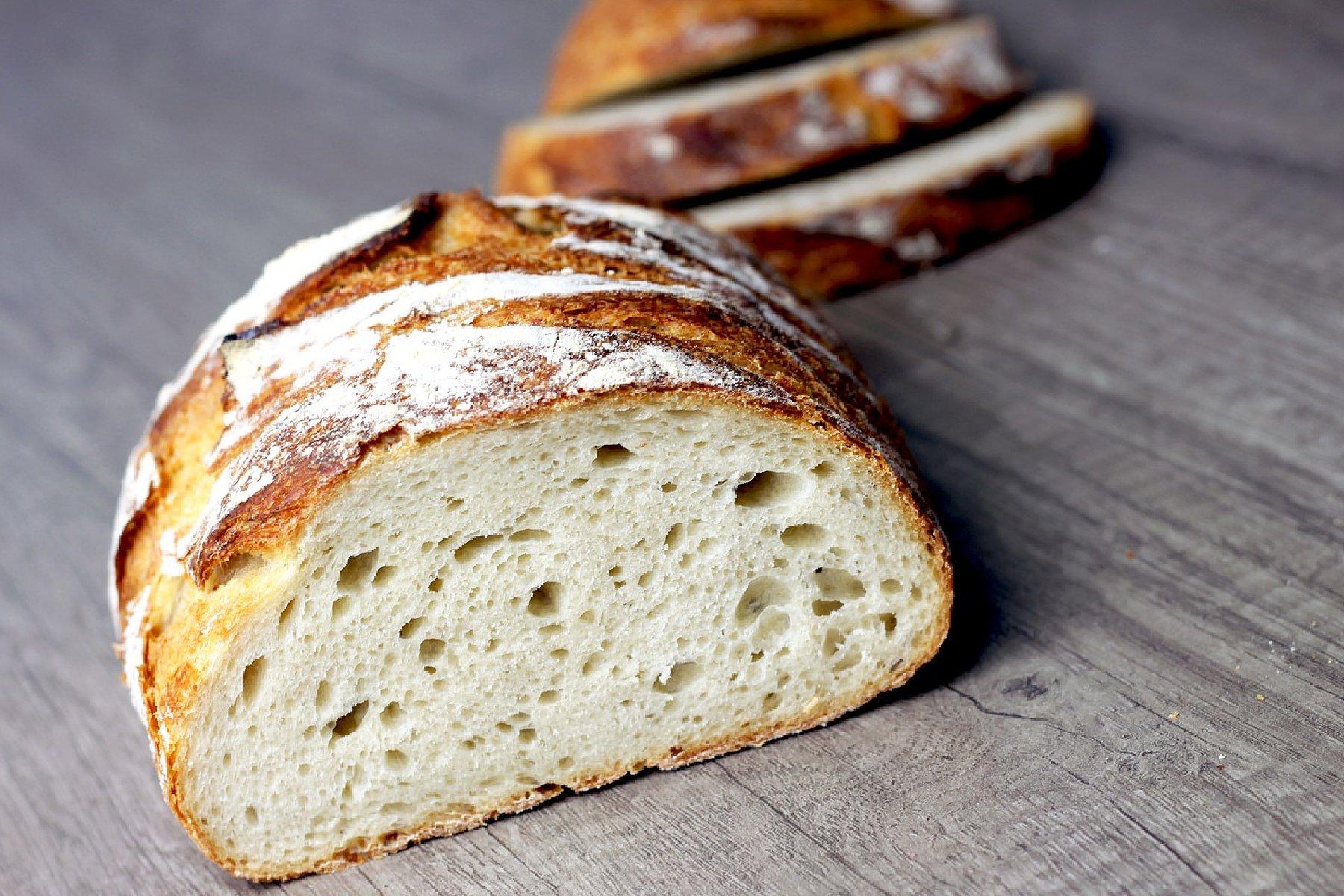 Sourdough Bread Virtual Class