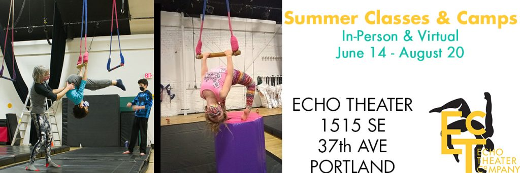 ECHO Theater Company Summer Camps 2021