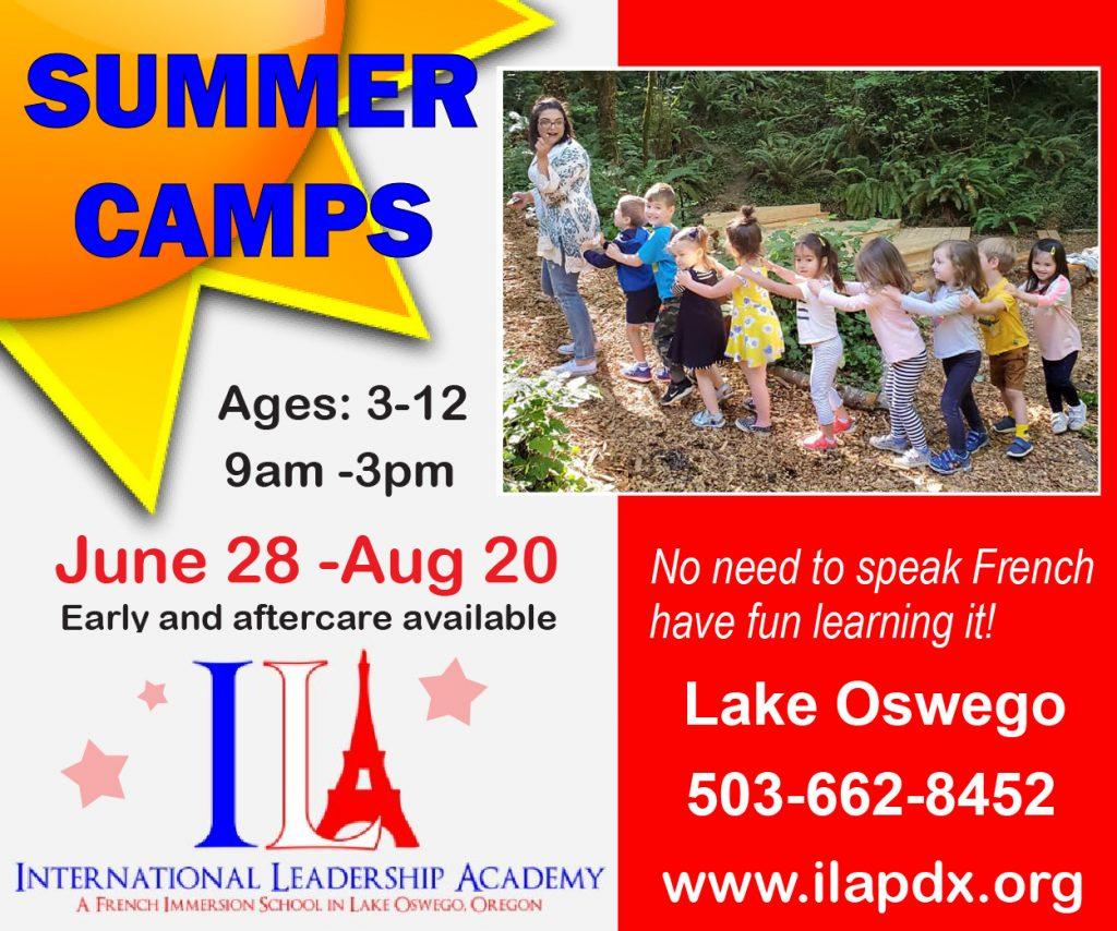 ILA French School Lake Oswego Oregon
