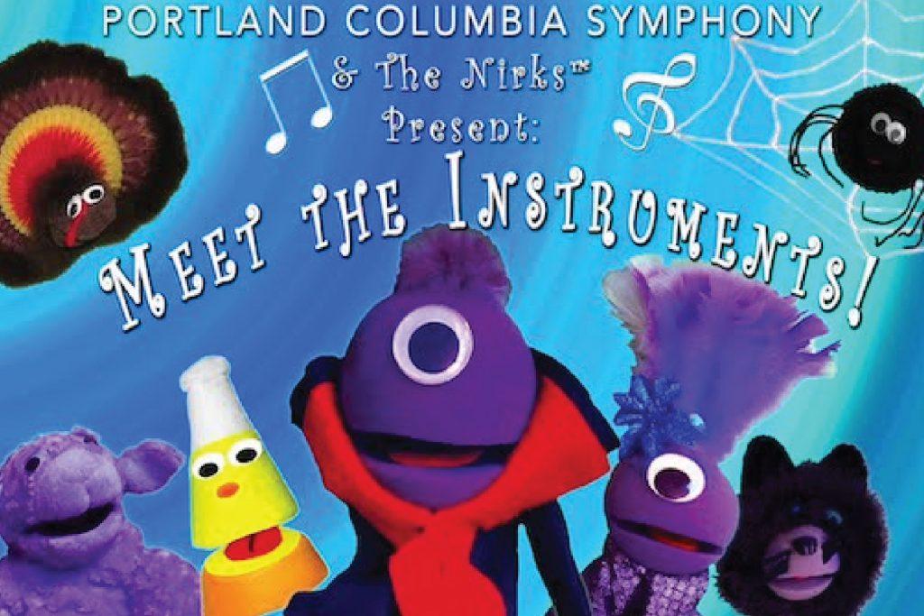 Portland Columbia Symphony