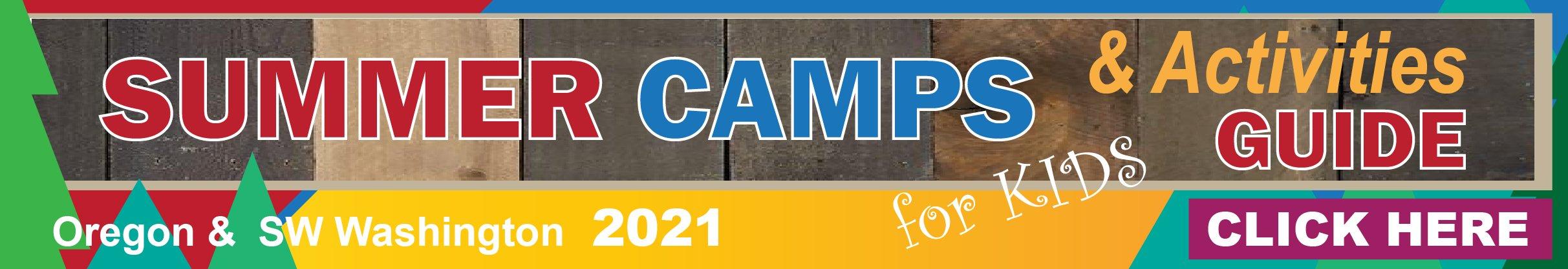 Summer Camps & Activities for kids 2021