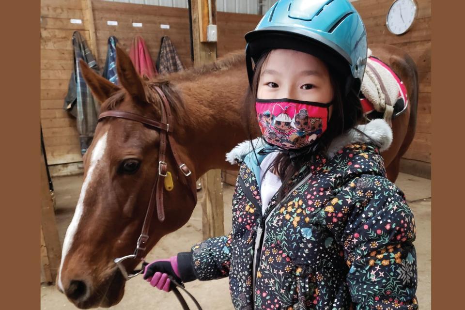 Wilsonville Equestrian Center Summer Camps 2021