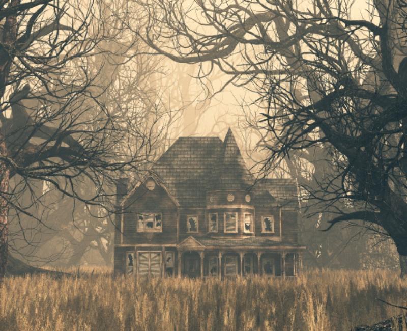 Oregon Haunted Houses 2021